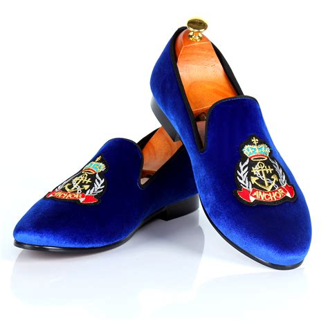 customized slippers custom shoes velvet loafers slippers handmade