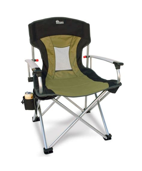 Lawn Chairs by New Age Vented Back Outdoor Aluminum Chair From Innovative
