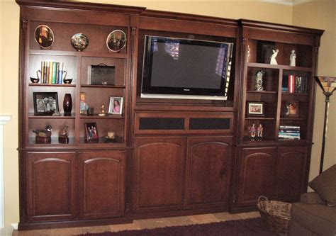 custom entertainment centers designed built
