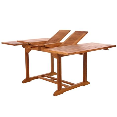 teak patio table teak patio tables three birds casual canterbury 36 inch