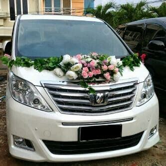 Sale Rental Wedding Car Mobil Pengantin Alphard Car Rent rental mobil pengantin toyota alphard vellfire syafira wedding car