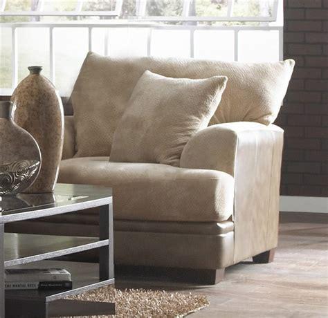jackson upholstery jackson furniture barkley oversized chair in toast