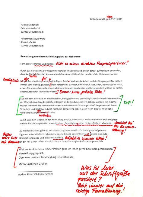 Anschreiben Bewerbung Ausbildung Email 8 Bewerbung Anschreiben Ausbildung Questionnaire Templated