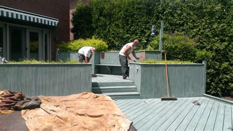 meilleure teinture pour patio changer la couleur de votre patio d 233 j 224 teint 224 l aide d