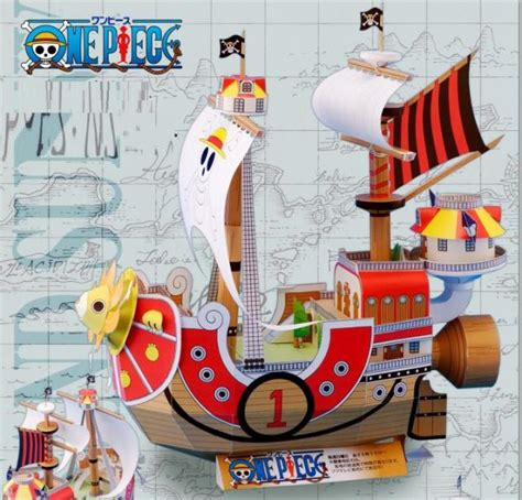 Papercraft Thousand - one thousand ship one model favourite paper