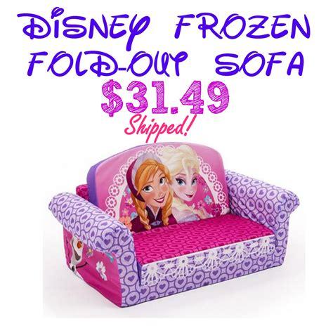frozen sofa hot disney frozen fold out sofa only 31 49 shipped