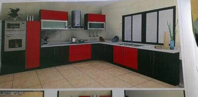 Berapa Pasang Kabinet Dapur Kabinet Dapur Utk Rumah Baru Ben Ashaari