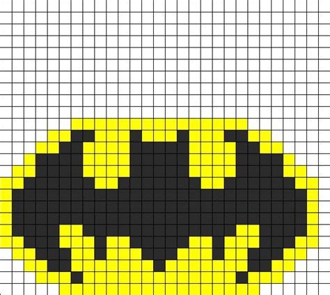 batman motif template 17 best images about melty on perler