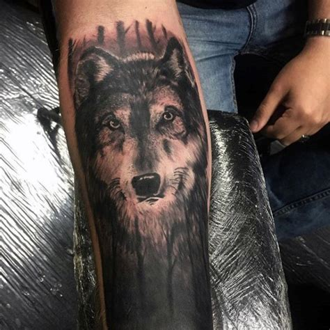 beautiful wolf tattoo designs  meanings
