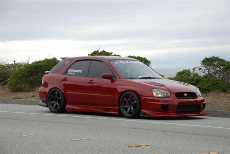 2005 subaru wrx custom 2005 subaru wrx wagon