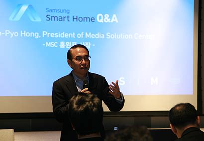 samsung outlines new smart home service wants to connect with third samsung outlines the future of smart home services