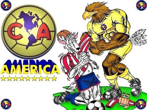 imagenes chistosas liga mx aguilas de america aguilas del america vs chivas http