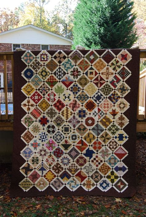 The Farmers Quilt by Farmers Quilt Paper Pieced Quilts