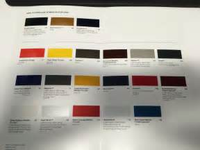2015 ford colors leaked 2016 ford mustang paint colors the mustang