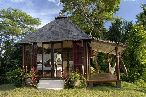 Beach Cabin Plans by Tropical Style On Pinterest Bali Style Bali And Villas