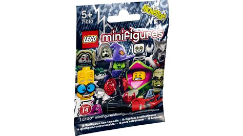 Lego Minifigure Seri 14 Square Foot 71010 lego 174 minifigures series 14 monsters products