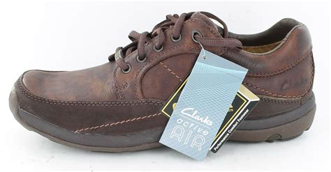 Sepatu Clark Active Air mens clarks active air casual shoes gtx ebay