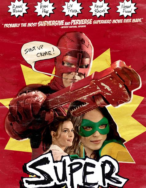film larva super hero why super deserves another look