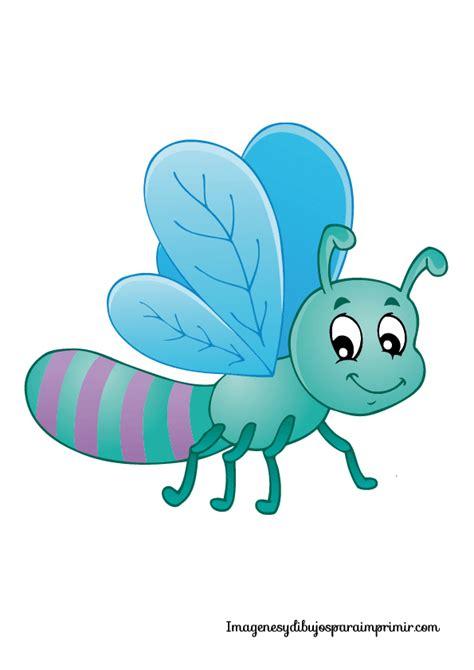 dibujos infantiles libelulas dibujos de insectos