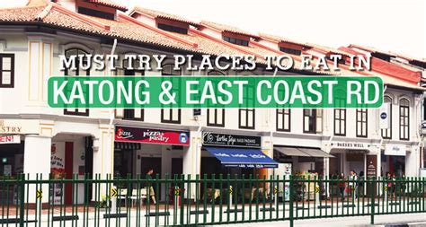 places  eat  katong  east coast road