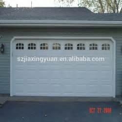 contemporary steel automatic garage door panels sale buy