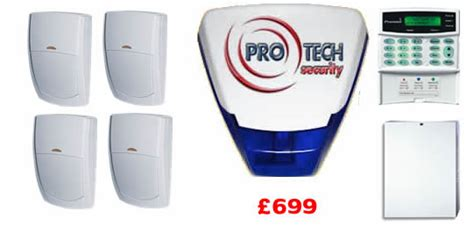 protech alarm and cctv systems burglar alarms