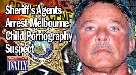 Brevard County Warrant Search Sheriff S Agents Arrest Melbourne Child Suspect