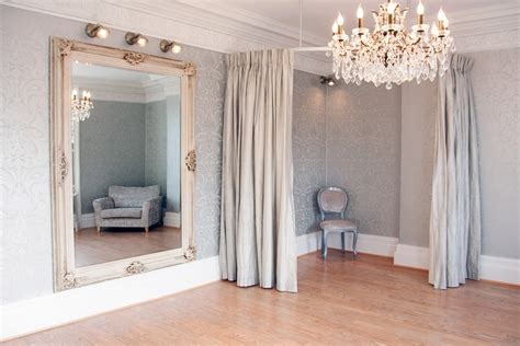 Dressing Room Curtains Designs Gorgeous Bridal Boutique Interior A Stunning Dressing Room To Make Every Feel Special