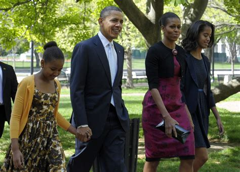 name of obama s obamas name drop daughters along the trail msnbc