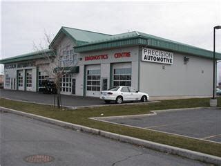 Precision Automotive   385 Vantage Dr, Orleans, ON