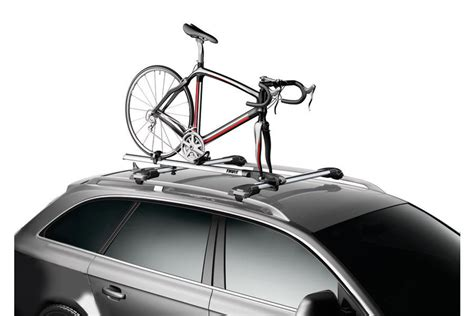 Where To Buy Thule Roof Racks by Thule 527 Paceline Fork Mount Carrier Thule Roof Mount