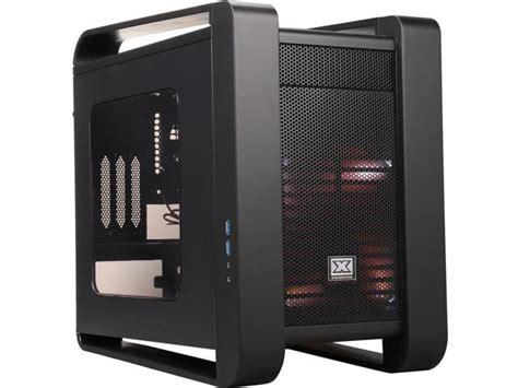 gabinete xigmatek aquila xigmatek aquila ccd 14abw u01 black steel mini itx cube