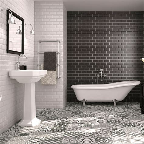 bathroom wall and floor tiles ideas 10 bathroom rescues quick updates and design trends