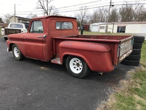 chevy stepside bed for sale 1965 chevrolet c10 short bed stepside for sale chevrolet