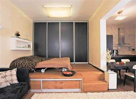 raised bedroom floor квартира студия 30 кв м как ограничить спальню от кухни
