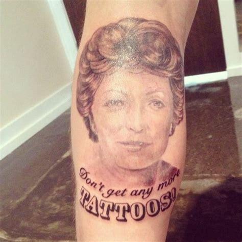 are tattoos bad 15 worst tattoos