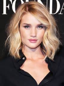 haircuts to make look longer 25 best ideas about tousled bob on pinterest
