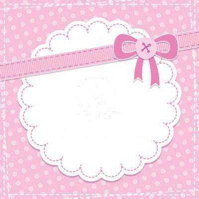 Baby Shower Frame by Baby Clip Etiket Baby Clip