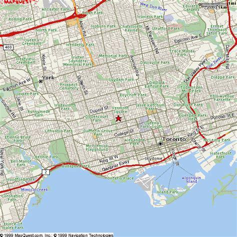 toronto canada maps listings canada