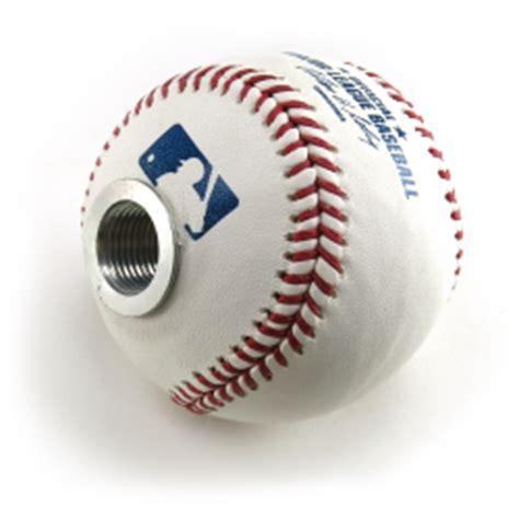 Baseball Gear Shift Knob by Mlb Baseball Transmission Gear Shift Knob M16 X1 5 Insert
