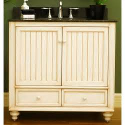 Cottage Bathroom Vanities A Selection Of White Bathroom Vanities By Sagehill Designs For A Relaxing Seaside Cottage Style