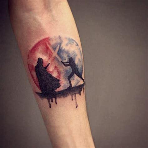 luke skywalker tattoo 250 most memorable wars