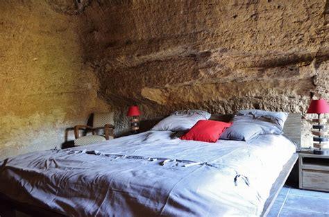 chambre troglodyte s 233 jour insolite dans une chambre troglodyte en anjou dou 201