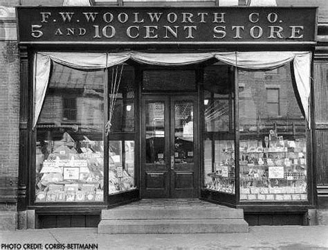 5 and dime store first woolworths 5 10 cent store opened woolworth s