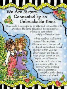happy birthday dear sistah pinterest sister poem poem  inspirational