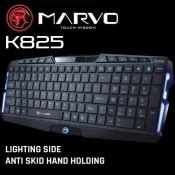 Marvo K936 Gaming Keyboard tisa store tisa
