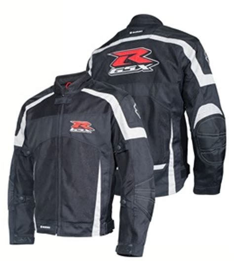 suzuki riding jacket suzuki gsxr gixxer gsx r mesh riding jacket black