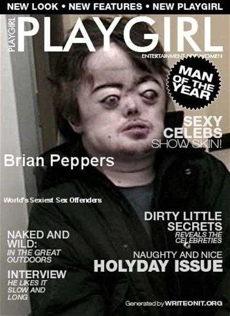 Sex Offender Memes - brian peppers