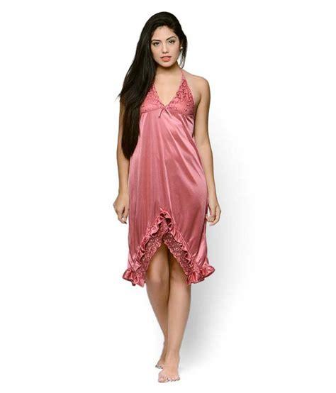 Pink Baby Doll Diskon buy klamotten pink satin baby doll dresses at best