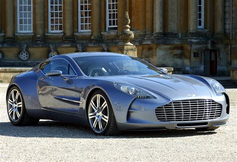 Aston Martin One 77 Cost by If You Had To Buy A Car That Costs A Minimum Of 1 Million